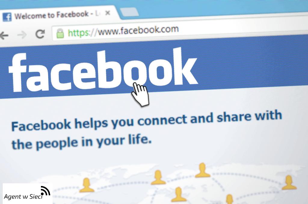 Facebook agenta ubezpieczeniowego